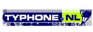 Typhone koptelefoons